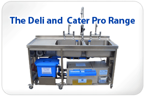 The Deli and Cater Pro Range