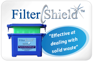 FilterShield effective at dealing with solid waste