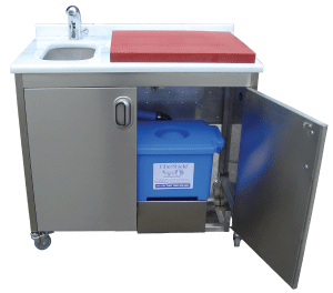 Preparation table ans Sinks - Deli and Cater Pro Range