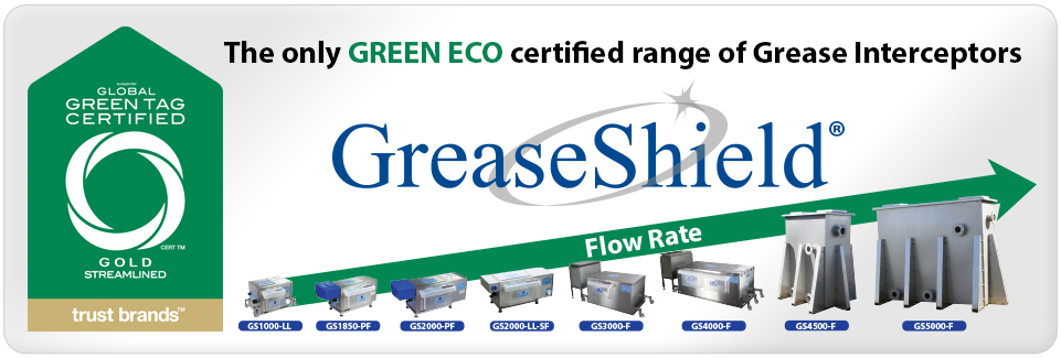 The Only ECO Grease Trap in the World!